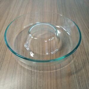 Pyrex Round Clear Glass Cake Mould Baking Dish Jelly 22 cm France