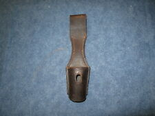 Excellent Condition German Ww2 Dress Bayonet Leather Frog