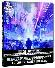 Blade Runner 2049 (4K UHD + BD + BD Extras) (Edición Especial Metal Limitada)