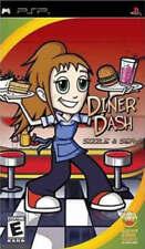 Diner Dash PSP New Sony PSP