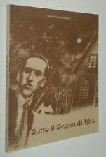SOTTO IL SEGNO DI HPL Yarick Fantasy Magazine 1997 - LOVECRAFT