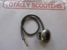 LAMBRETTA S2 or S3 IGNITION KILL or CUT OUT BUTTON FOR HEADSET - BLACK BUTTON