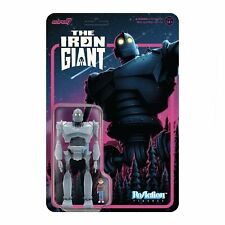 """Super7 The Iron Giant with Hogarth Hughes ReAction Figure 3.75"""" New"""