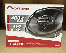 Pioneer 420W total 4 pulgadas 10cm 3-way coche/van Puerta/Estante Altavoces Ex Demo