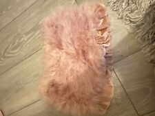Microbe feather skirt Size 6 years