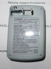 Genuine CANON Chargeur, CB-2LY NB-6L PowerShot S90 S95 IXUS 105 85 95 200 210 IS