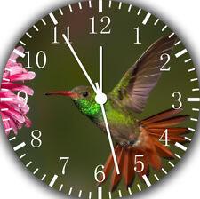 Hummingbird Wall Clock F23