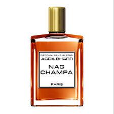 NAG CHAMPA - Extrait  Parfum Concentré sans alcool - 15ml Roll on - alcohol-free