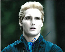 PETER FACINELLI SIGNED TWILIGHT  PHOTO UACC REG 242