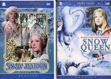 RUSSIAN WINTER FAIRY TALES 2DVD NTSC set SOUND ENGLISH ,RUSSIAN