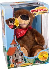 XL Brummel der sprechende Bär Teddybär Stofftier Kuscheltier Plüschtier ca.40cm