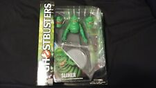 Ghostbusters Slimer Figure Series 3 - Diamond Select Toys Rooftop Diorama