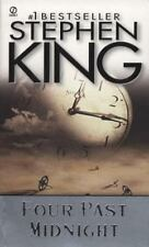 Four Past Midnight by Stephen King 1991 Paperback Book Fiction Novel Best Seller