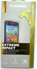 PureGear Extreme Impact Screen Protector for LG V20, With Easy Installation Tray