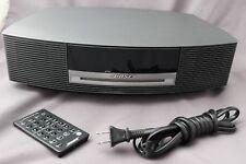 Bose Wave AM FM radio CD II AWRCC1 with remote