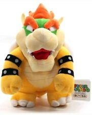 SUPER MARIO BROS. BOWSER PELUCHE - 18Cm. - King Koopa Plush Waluigi Daisy Peach