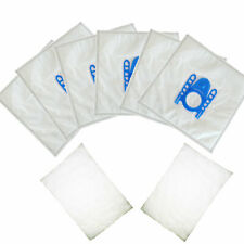 6X Vacuum Cleaner Bags & 2 Filters For Bosch Type G/G All BBZ41FGALL 17000940