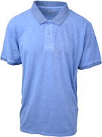 Timberland Men's Sky Blue S/S Polo Shirt (Retail $55) S05