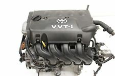 JDM TOYOTA COROLLA YARIS ECHO SCION XA XB 00-06 1.5L VVT-I 1NZFE ENGINE