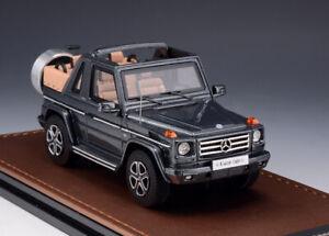 Mercedes Benz G500 Cabriolet Final Edition (W463) 2014 GLM207101 1:43