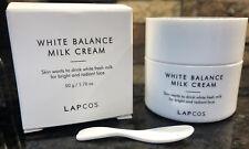 Lapcos White Balance Milk Cream 1.76 Oz Exp 3/15/21