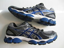 NEW Asics Gel Nimbus 14 men running shoe 15 16 T241N 9359 trainers 44.5  10.5 US