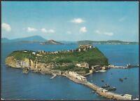 AA5392 Napoli - Città - Nisida - Cartolina postale - Postcard