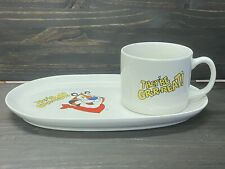 KELLOGGS FROSTED FLAKES TONY TIGER COFFEE CUP MUG 2001 Collectible!