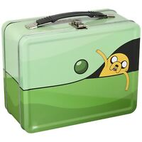 Adventure Time Traveling Jake Tin Tote NEW TV Show Series Bif Bang Pow!