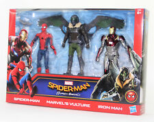 Hasbro C2408eu5 - Spider-man 6 Zoll Web City Figure 3 Pack Actionfigur