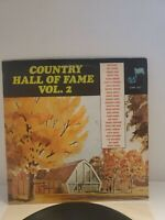 Country Hall Of Fame Volume 2 By Various Artists (Vinyl 1978 CMA) Record Album