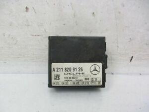 Steuergerät Abschleppschutz MERCEDES-BENZ CLK (C209) 270 CDI A2118209126