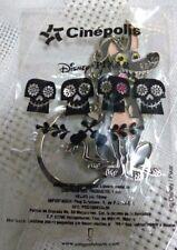 "Disney Pixar Coco Movie Theater Cinepolis Limited 2.5"" Metal Promo Keychain"