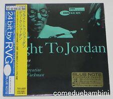 DUKE JORDAN / Flight To Jordan JAPAN Mini LP BLUE NOTE CD w/OBI TOCJ-9033 NEW!!
