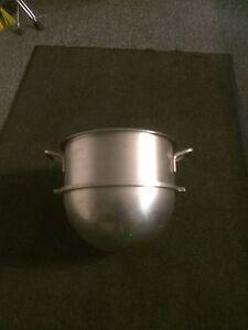 crypto Peerless  30qt Mixer S/S bowl Bakery Equipment Spares Part