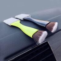 Top Universal Car Care Air Vent Car Dash Dust Brush Detail Cleaning Random Color