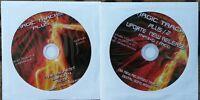 MAGIC TRACKS SCDG KARAOKE 2 DISC SET 1200+ SONGS MP3+G SUPER CD+G, CAVS