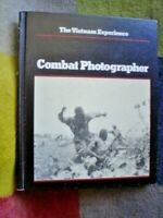 BOOK  VIETNAM WAR EXPERIENCE COMBAT PHOTOGRAPHER 176 PAGES FULLY ILLUSTRATED