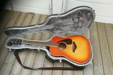 More details for yamaha fg 820 acoustic guitar and hard shell case,vgcondition,ideal for beginner