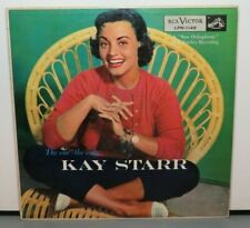 KAY STARR THE ONE AND ONLY (VG) LPM-1149 LP VINYL RECORD