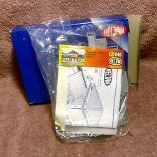 Heljan n scale Passenger Station N640 kit  New in Box