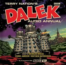 DALEK AUDIO ANNUAL UNABRIDGED CD