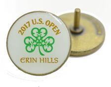 2017 Us Open (Erin Hills) - White - Golf Ball Marker w/stem