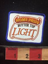 Home Pride Butter Top White Bread Advertising / Uniform Bakery Patch S75A