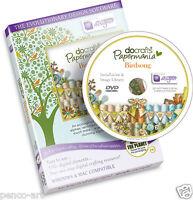 Docrafts Papermania Birdsong digital designer CD Rom DVD Bird Song Card making