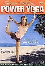 Power Yoga - Kristin McGee (DVD, 2006)