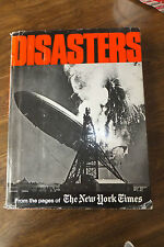 """DISASTERS From the pages of The New York Times, Hindenburg,1976 11"""" x 15"""""""