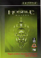 Hostile Waters: Antaeus Rising (PC CD) Brand New & Factory Sealed