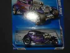 HW HOT WHEELS 2010 HOT RODS #7 STRAIGHT PIPES HOTWHEELS PURPLE AWESOME MUST SEE