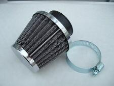 CONE TYPE AIR FILTER, PRE 65 TRIALS, TIGER CUB, C15, AJS, ARIEL TRIALS, 38 mm